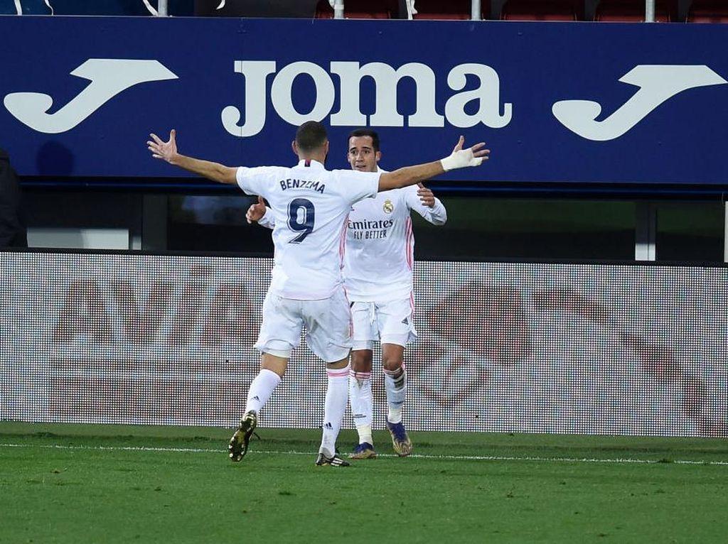 Real Madrid yang Kuat di Sebelah Kanan