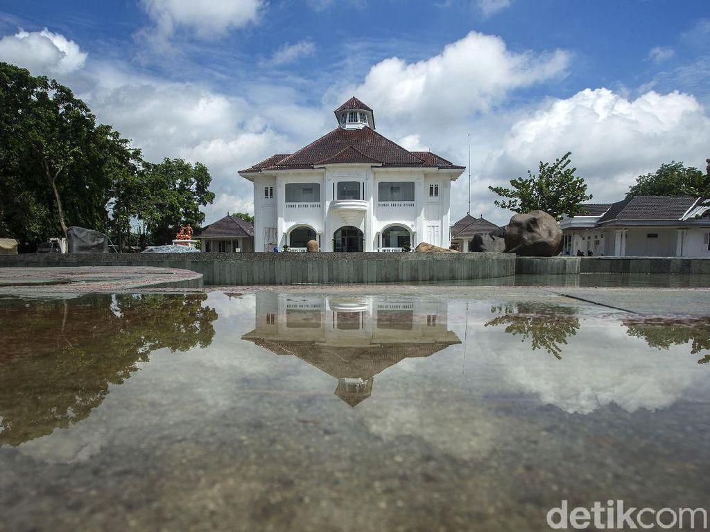 Foto Megah Gedung Juang Tambun Usai Direvitalisasi