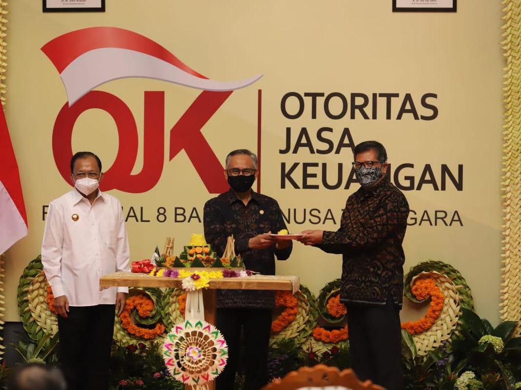 OJK Resmikan Kantor Regional 8 Bali dan Nusa Tenggara