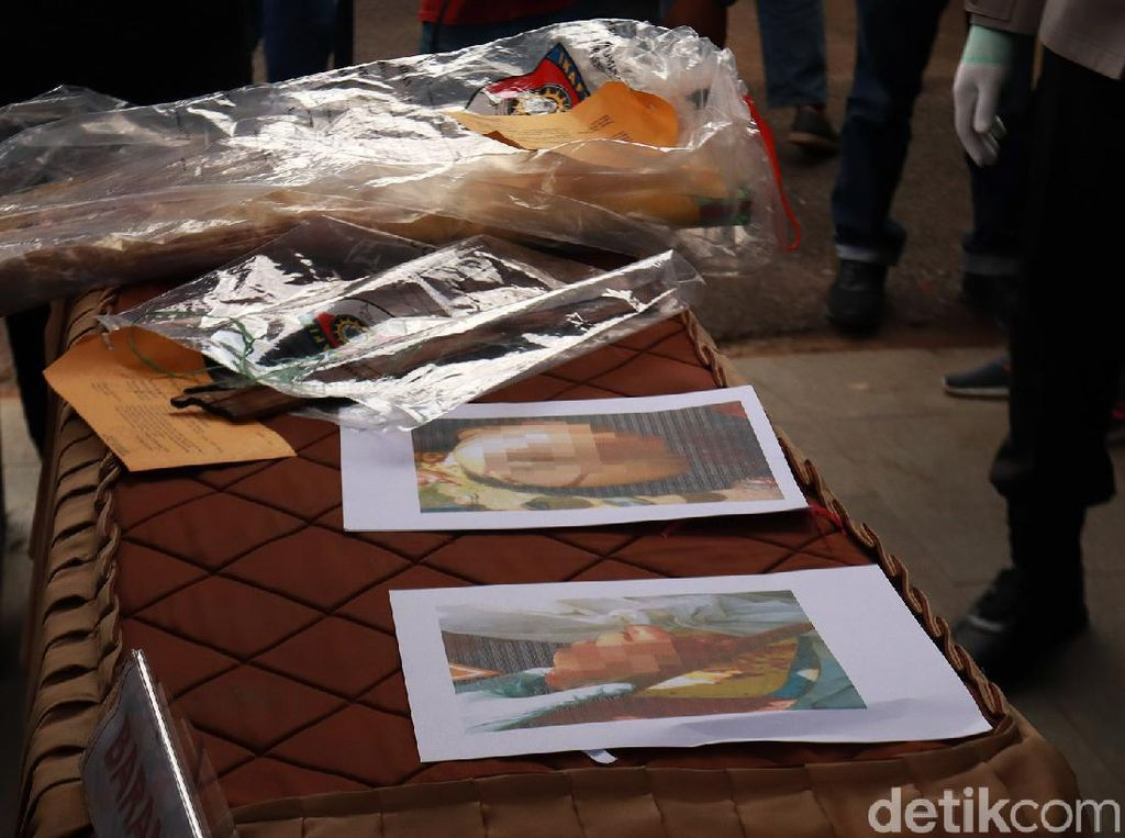 Motif Pelaku Gorok Kusir Delman di Bandung