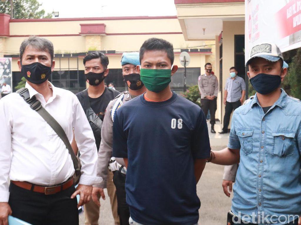 Pengakuan Horor Pemuda Sadis yang Gorok Mati Kusir di Bandung