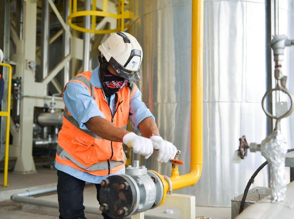 PGN Salurkan Gas ke Pelanggan Industri Baru di Bekasi dan Dumai