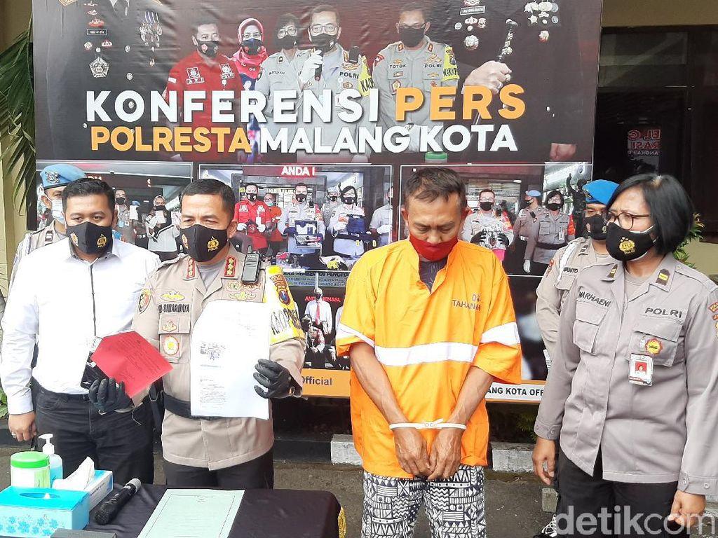 Penyebar Hoaks Larangan ke Kota Malang karena Zona Hitam Ditangkap