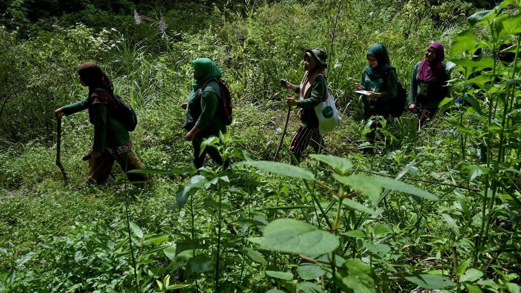 Potret Perempuan Penjaga Hutan Aceh