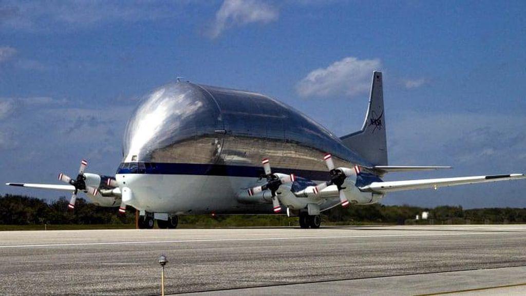 Evolusi Pesawat Super Guppy, Pesawat Aneh Berukuran Jumbo