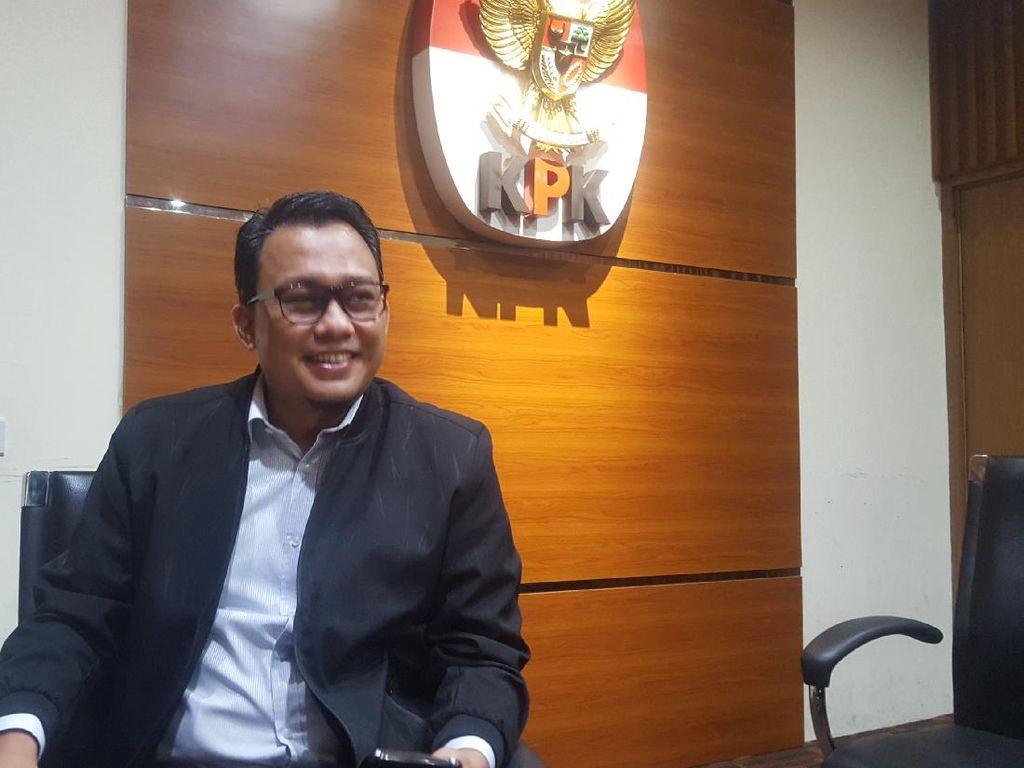 KPK Jawab Kritik ICW Terkait Pelantikan 38 Pejabat Struktural Baru