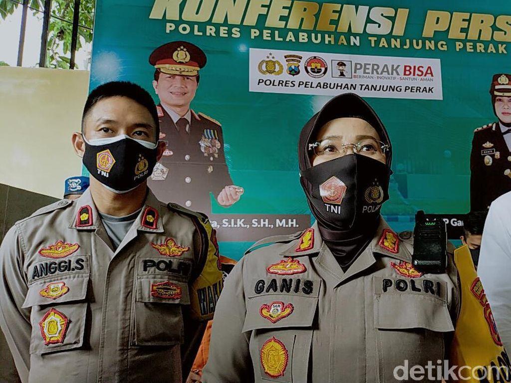 3 Pemalsu Hasil Rapid Test di Surabaya Beraksi Sejak September 2020