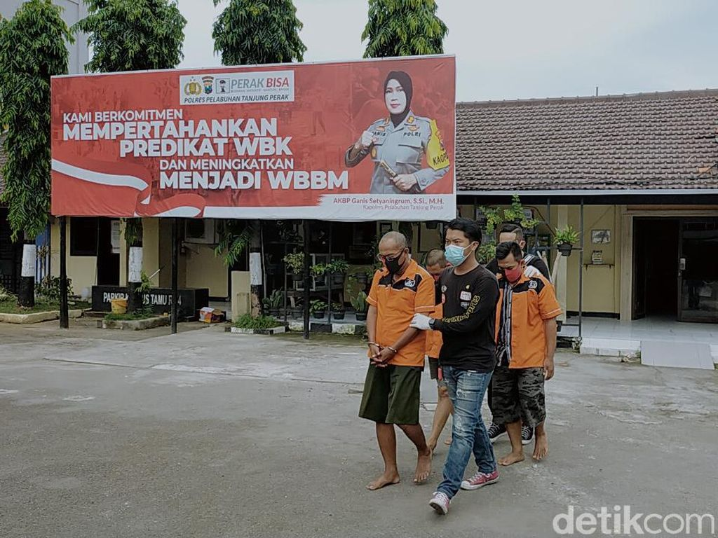 Begini Peran 3 Tersangka Pemalsu Hasil Rapid Test di Surabaya