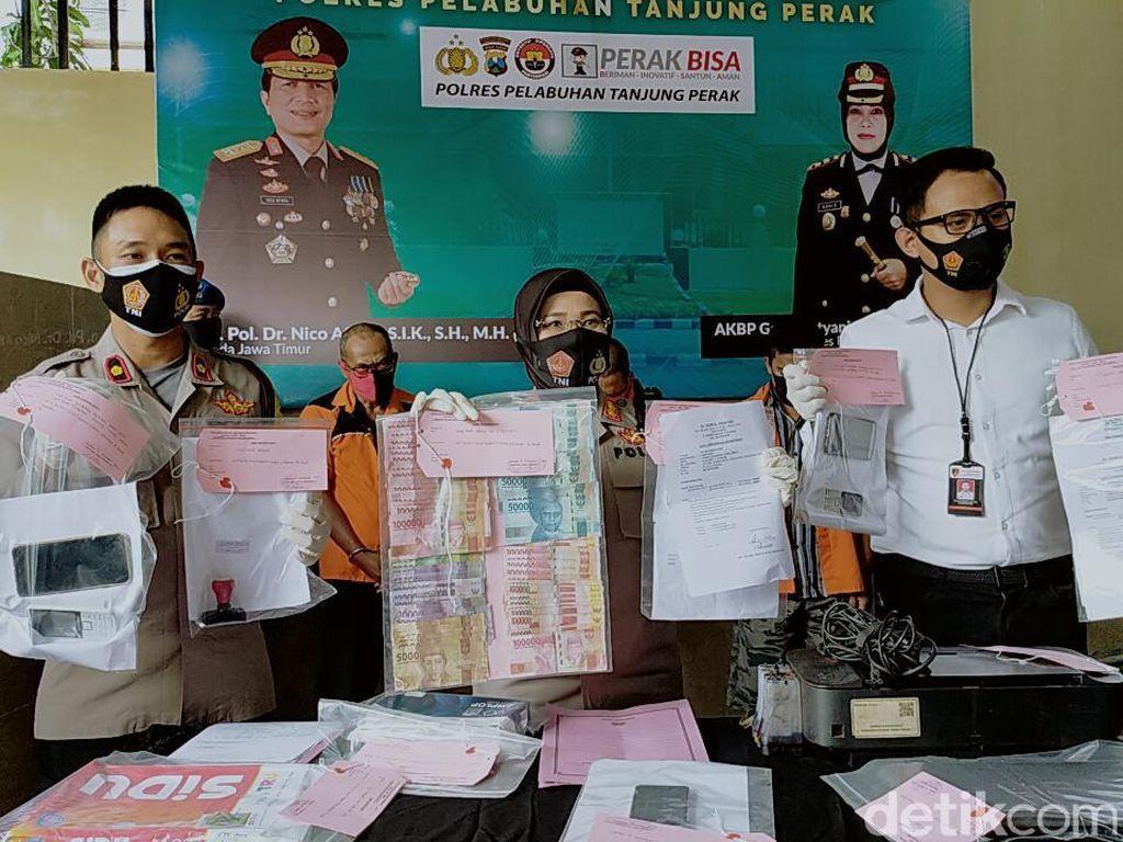 Berapa Biaya Hasil Rapid Test Palsu di Surabaya yang Kasusnya Dibongkar Polisi