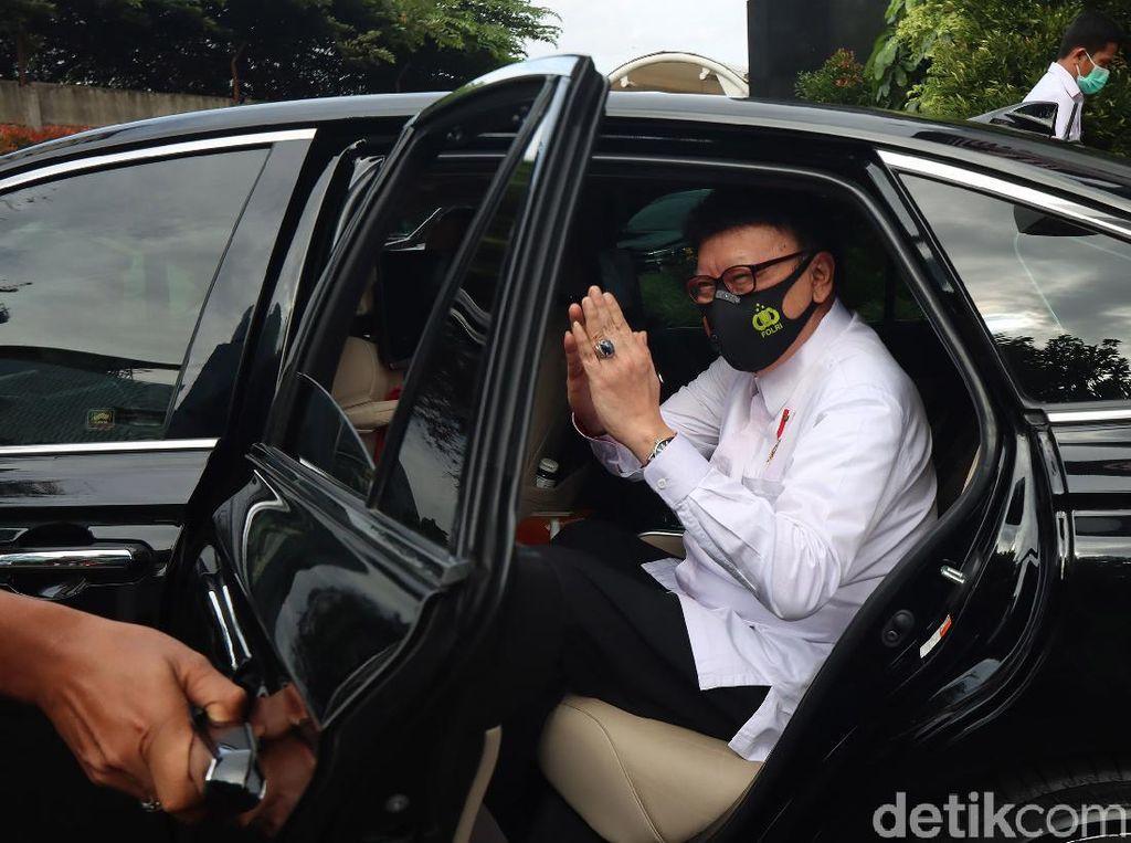 Menpan-RB Bakal Proses PNS yang Ditangkap Densus 88 di Langsa Aceh