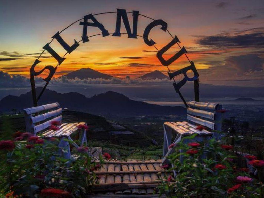 Sisi Lain Sunrise di Kota Magelang