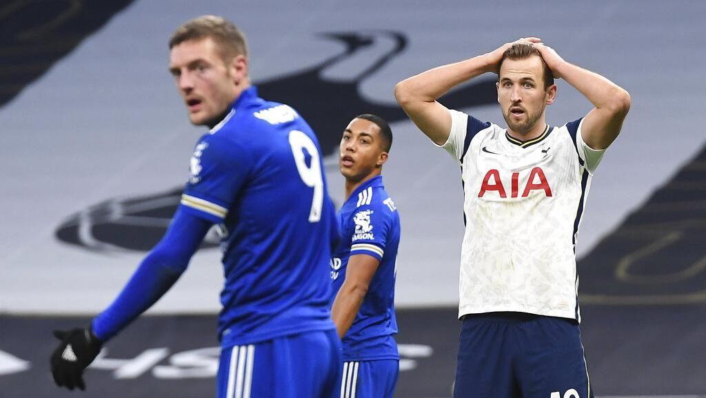 Tottenham Hotspur Tumbang di Kandang Sendiri