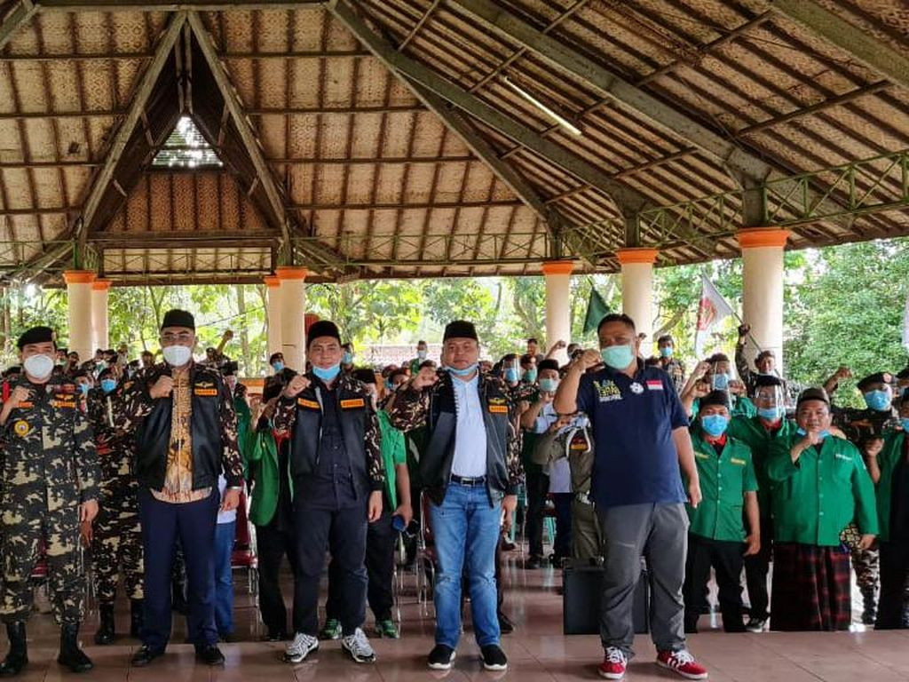 Wakil Ketua MPR Dorong Banser DKI Turut Aktif Jaga Stabilitas Ibu Kota