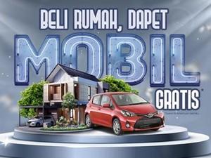 Sadis! Beli Best Home Resort Bandung, Gratis Mobil dan Emas 100 Gram