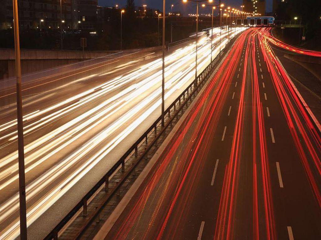 Fakta-fakta Autobahn Jerman, Jalan Tol Tanpa Batas Kecepatan