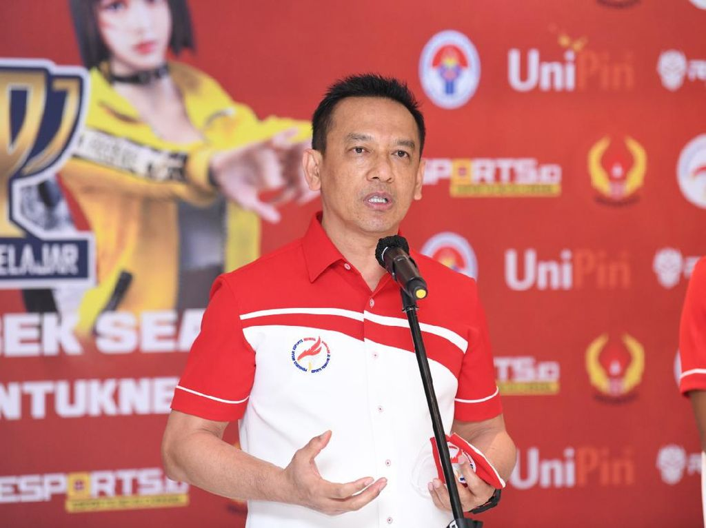 Bambang Sunarwibowo: PON Ajang Pemanasan ESport ke Kompetisi Internasional