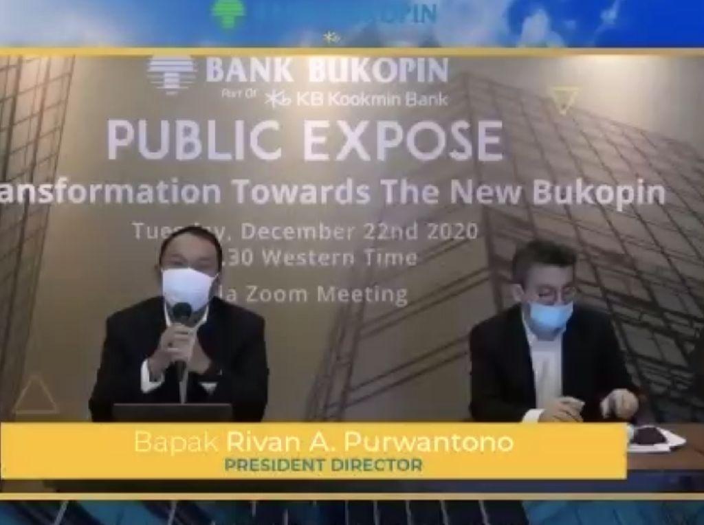 Hasil RUPSLB: Bank Bukopin Ubah Nama & Logo Jadi KB Bukopin