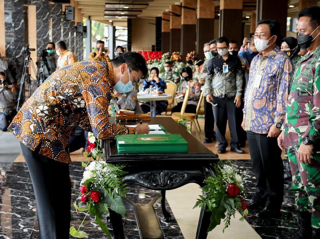 Gandeng BNI, TNI AD Jadikan UNJANI Kampus Digital