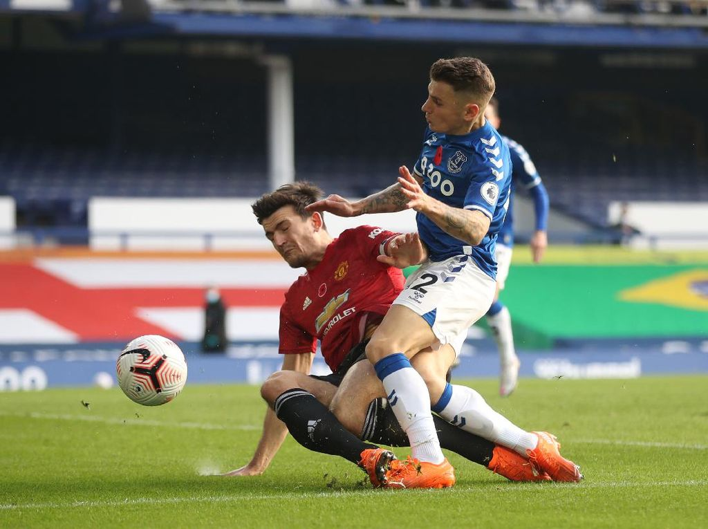 Everton Vs MU: Setan Merah Lagi Pede Banget