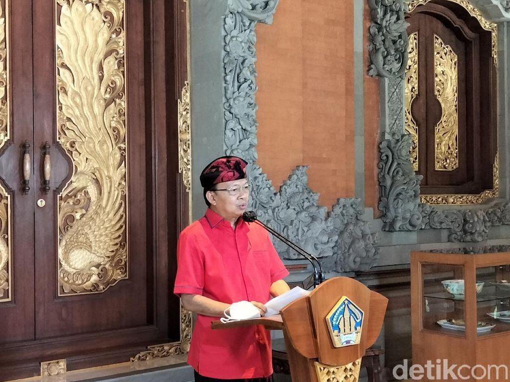 Perketat Syarat Masuk Bali, Koster: Tak Ada Niat Hambat Pulihnya Wisata