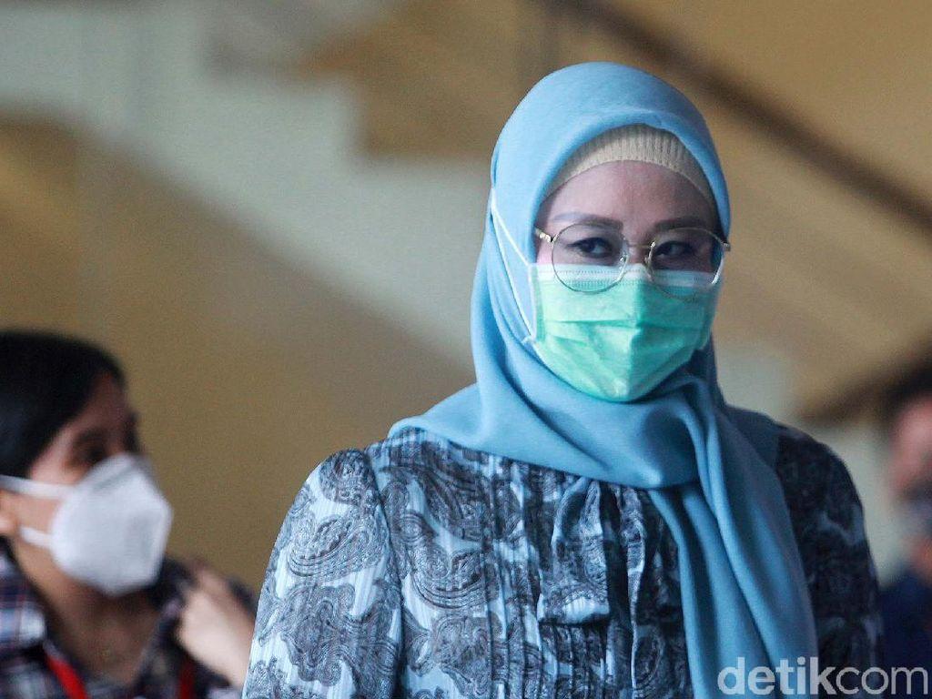 KPK Cecar Istri Edhy Prabowo terkait Tas-Jam Mewah Hasil Shopping di AS