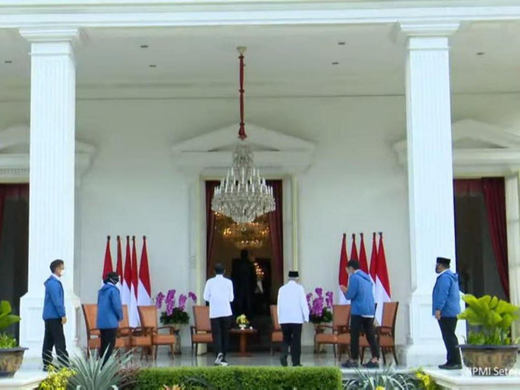 Lengkap! Ini 6 Menteri Baru Jokowi di Kabinet Indonesia Maju