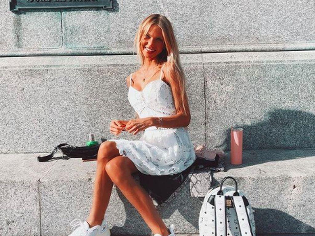 Selebgram Ini Meninggal Dunia Usai Idap Anoreksia