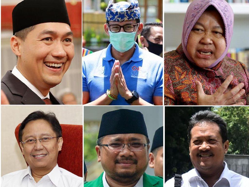 Menteri Baru dan Perbaikan Kinerja Pemerintah