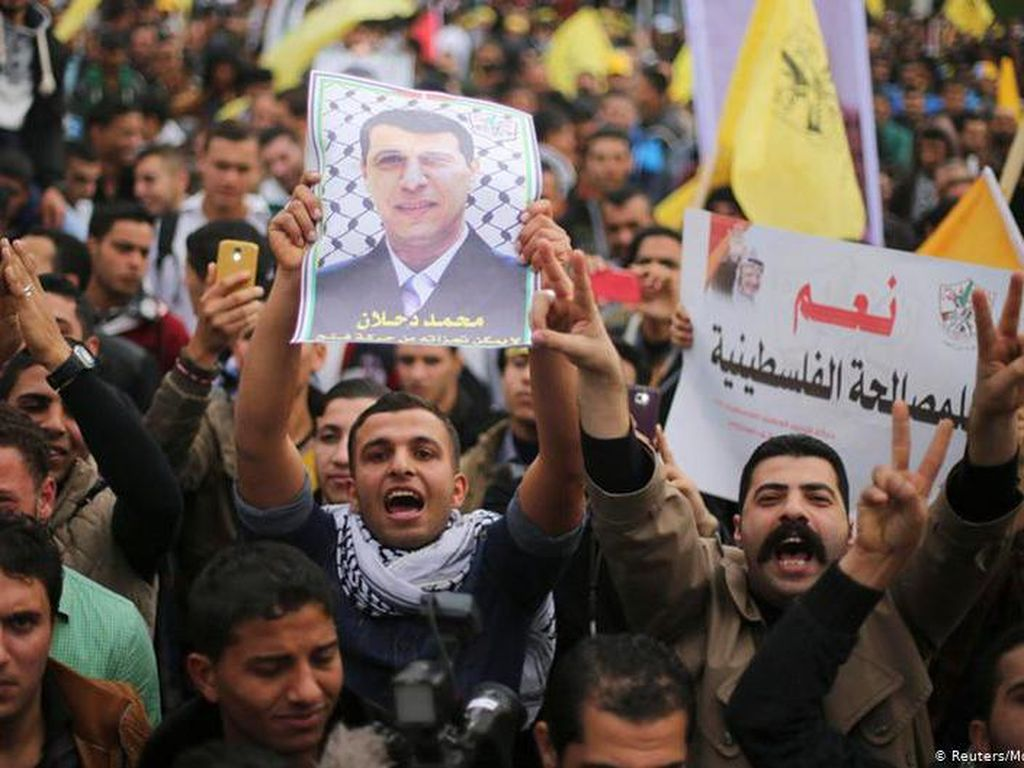 Konflik Internal Memanas di Palestina Jelang Pemilu