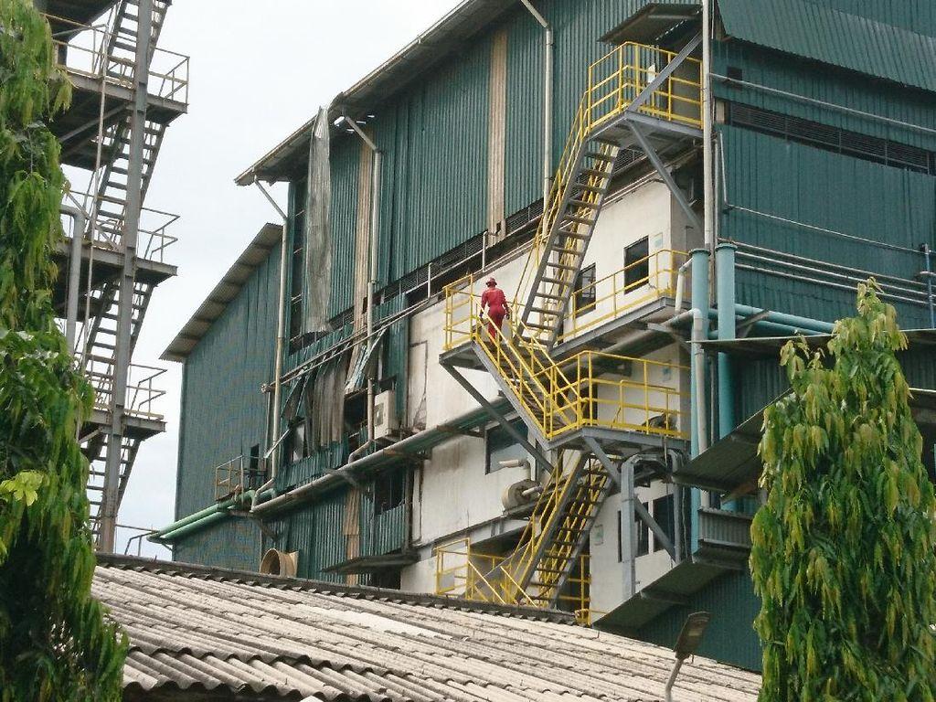 Usai Ledakan, Pabrik Kimia Cilegon Hentikan Operasional 1 Area Produksi