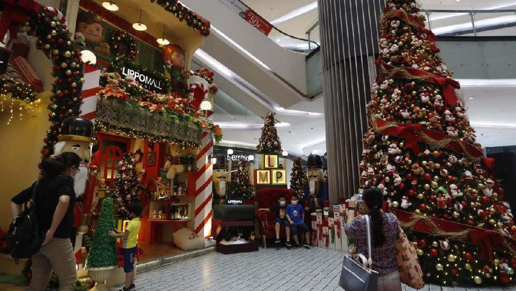 Mal Bersolek Sambut Natal