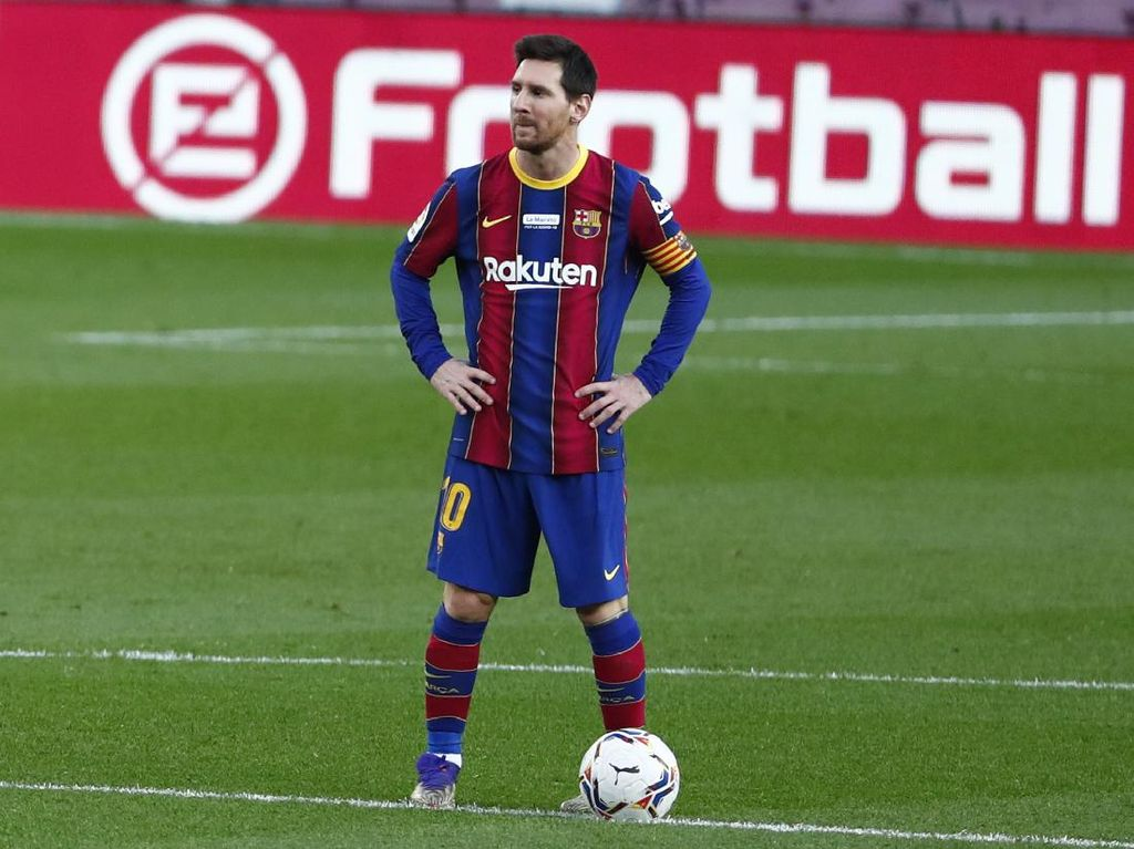 Mau Gabung ke Klubnya David Beckham di MLS, Messi?