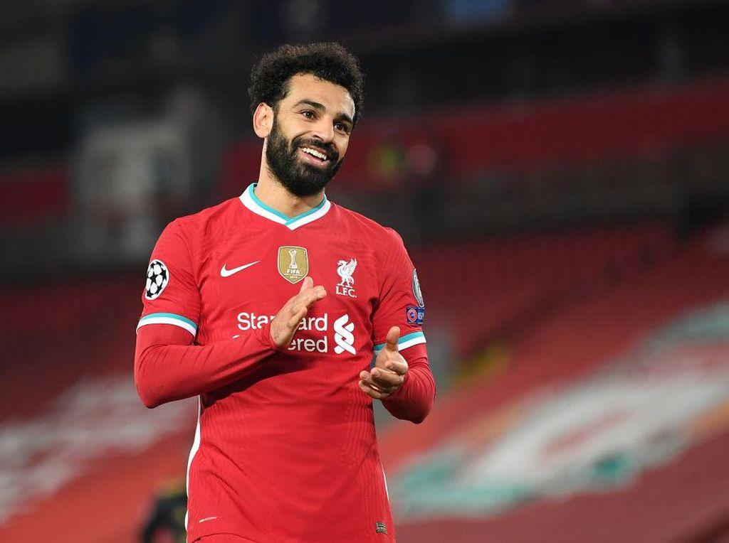 Jika Mohamed Salah Tinggalkan Liverpool, Inikah 4 Penggantinya?