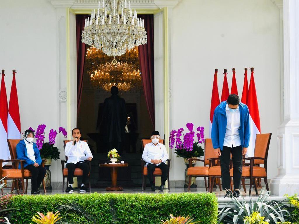 PPP ke Menteri Baru: Sesuaikan Ritme Kerja Jokowi