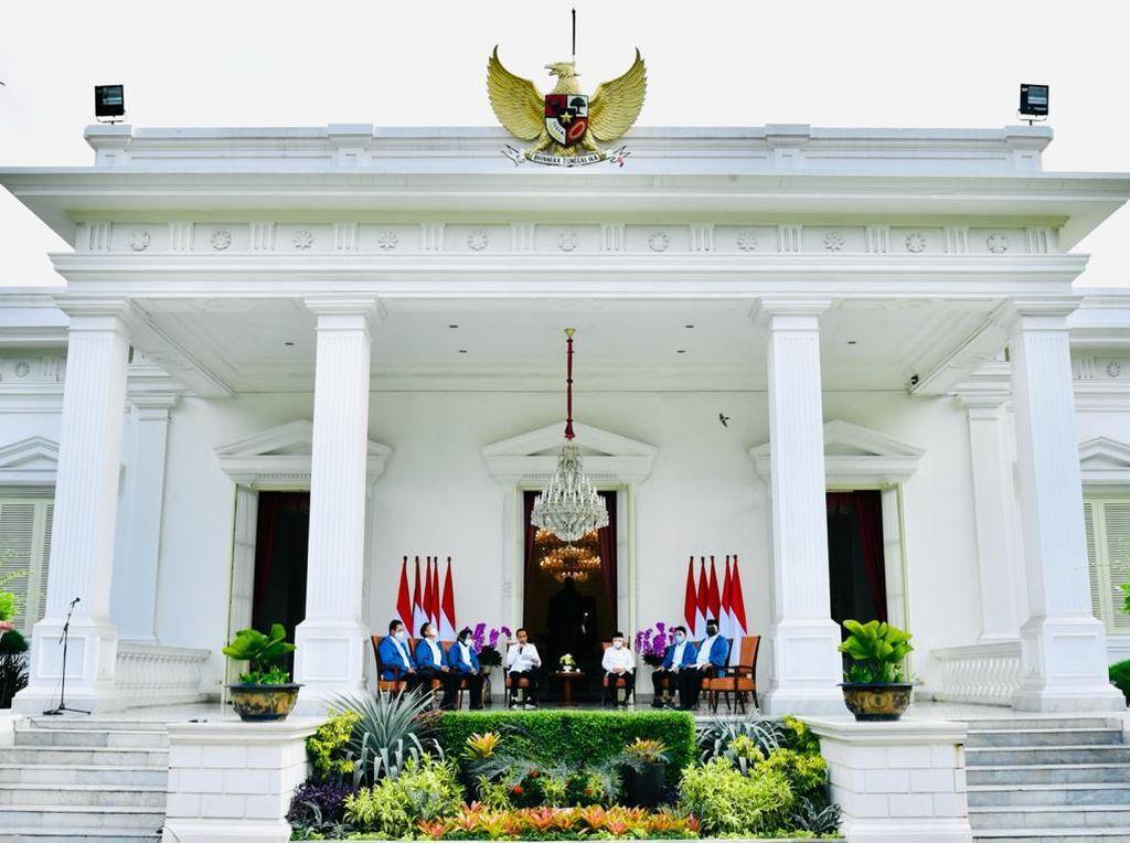 Yuk Intip Lagi Kekayaan 6 Menteri Baru Jokowi, Siapa Paling Tajir?