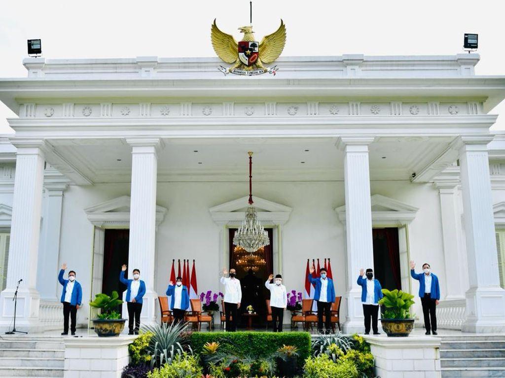 Jokowi Segera Lantik 6 Menteri Baru Hari Ini