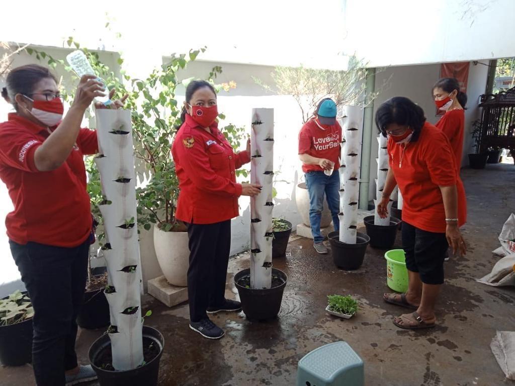 Hari Ibu, PDIP Surabaya: Momentum Perkuat Kebijakan Pro-Perempuan
