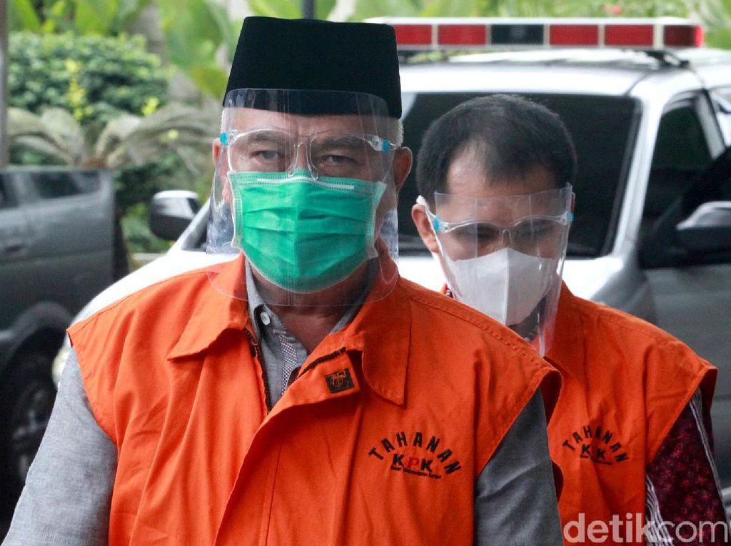 KPK Limpahkan Berkas Kasus Suap Bupati Nonaktif Banggai Laut ke Pengadilan