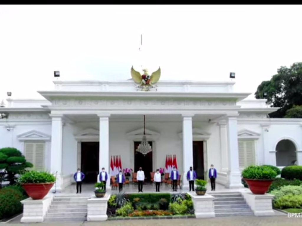 Muhammadiyah Ucapkan Selamat untuk 6 Menteri Baru Jokowi: Semoga Amanah