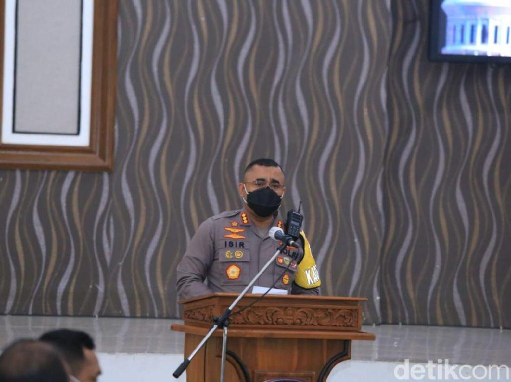 Pendistribusian Vaksin COVID-19 di Surabaya Dibahas untuk Cegah Kerumunan