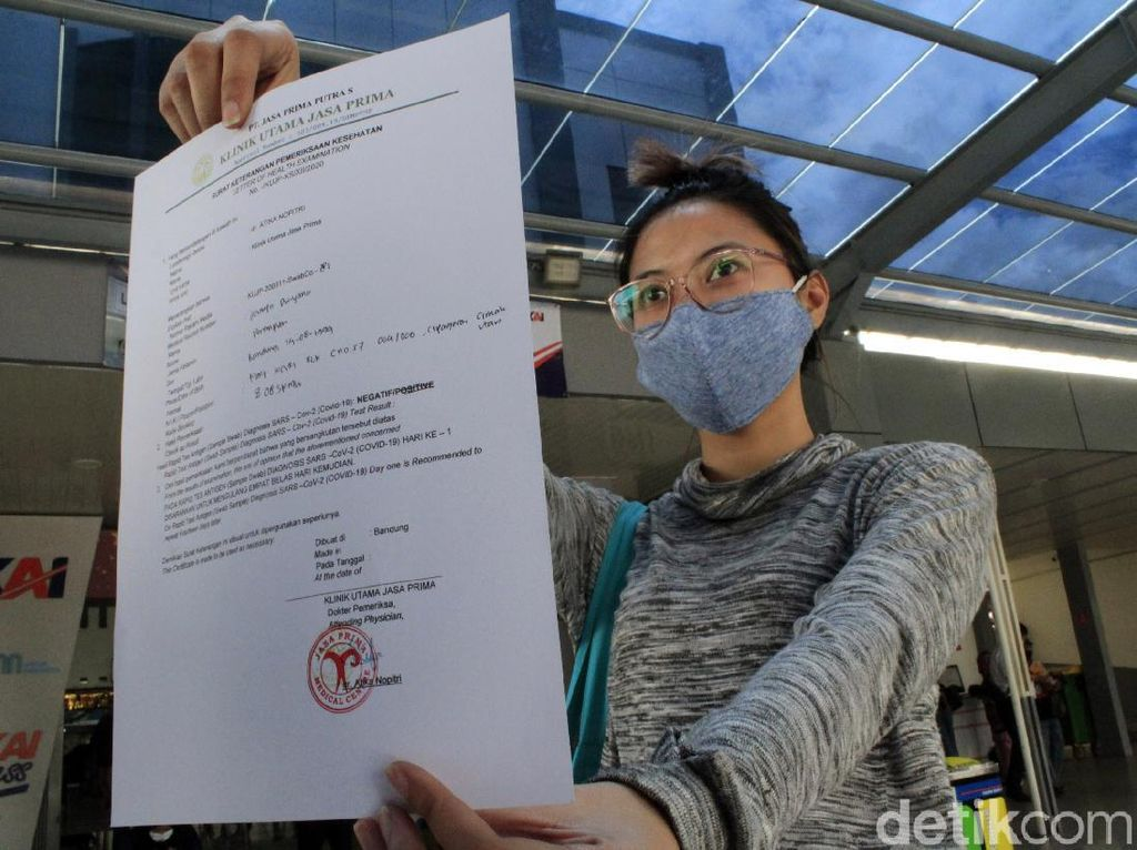 Kebijakan Baru, Wisata ke Bandung Wajib Rapid Test Antigen