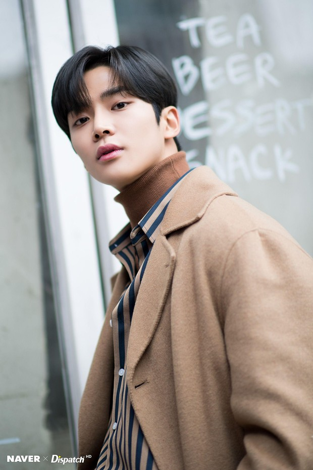 Roowoon SF9 Main Drama Baru