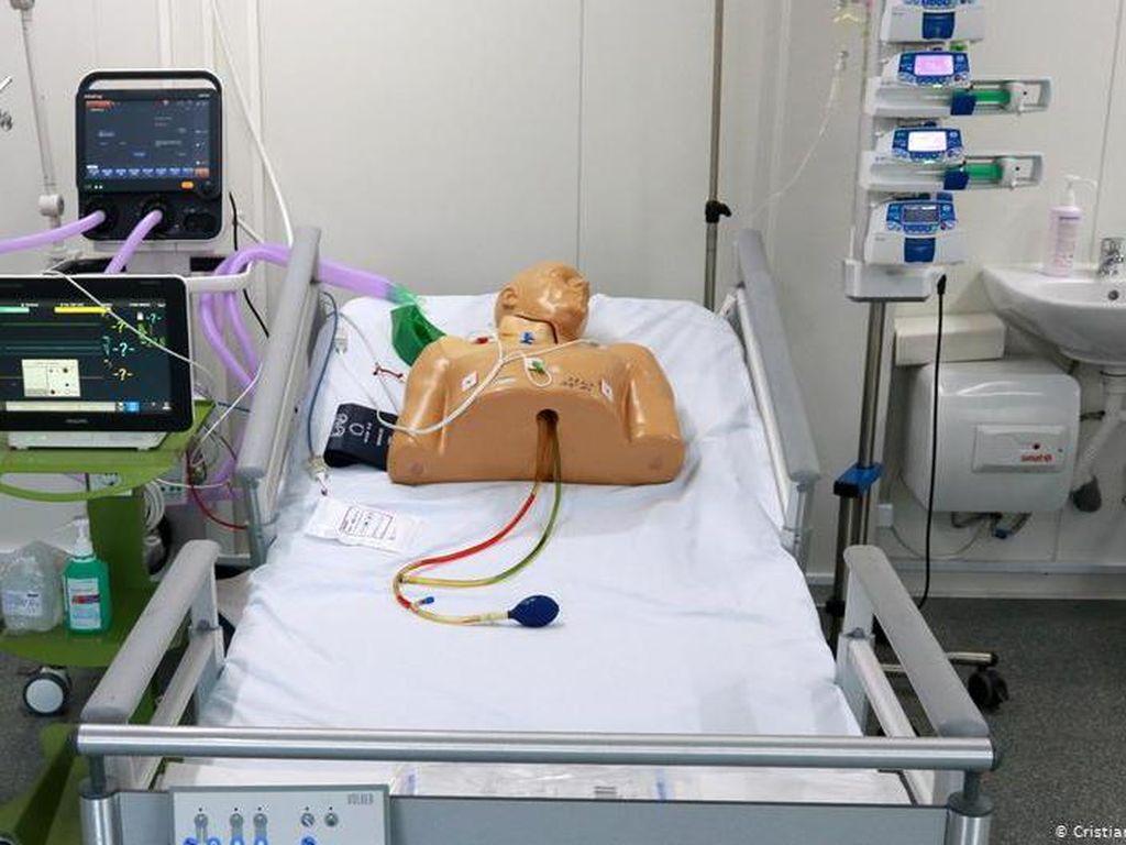 Rumania Dilanda Pandemi Corona, Para Dokternya Pilih Kerja di Luar Negeri