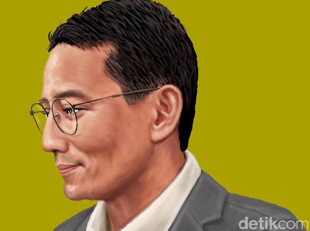 Sudah Tahu yang Bikin Sandiaga Mau Jadi Menteri Jokowi?
