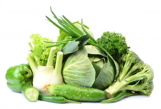 Sayuran hijau mengandung sulfur dan selenium untuk membantu produksi glutathione/freepik.com