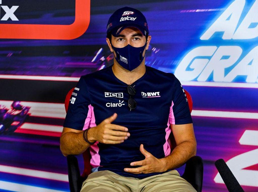 F1 2021: Hamilton Senang Perez Gantikan Albon di Red Bull Racing