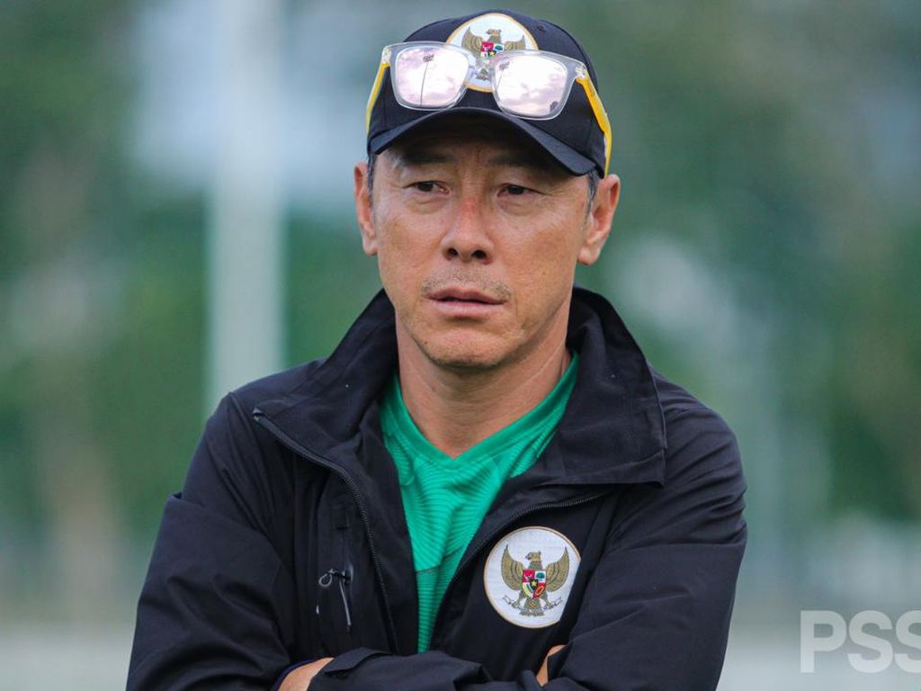Shin Tae-yong: Timnas Akan Pelajari Laga Manchester City Vs PSG
