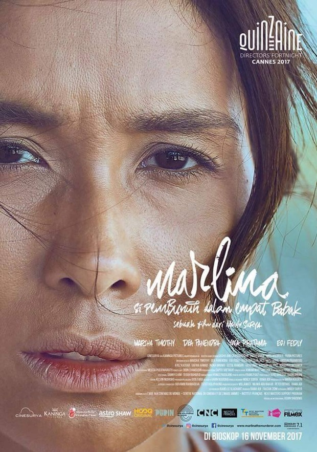 poster film marlina