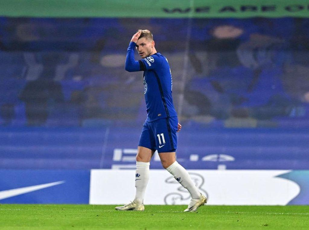 Werner Tak Jelek, Ini Komparasinya sama Torres dan Sheva di Chelsea