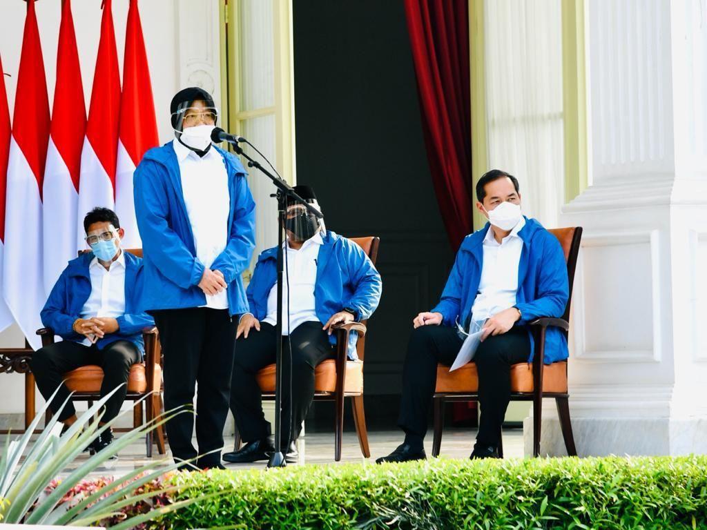Risma-Trenggono Jadi Menteri, PDIP: Mereka Cukup Teruji